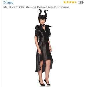 Disney Maleficent Deluxe Adult Costume NEW  Sz M